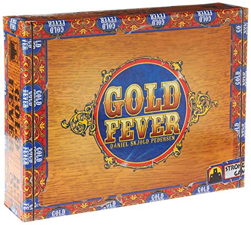 Gold Fever Board Game