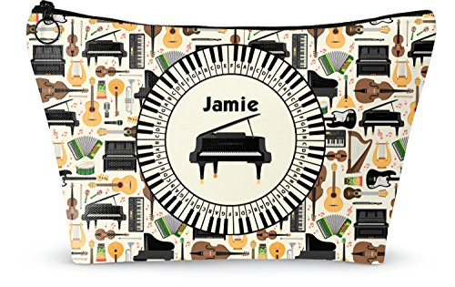 musical-instruments-makeup-bag-large-12x8-personalized