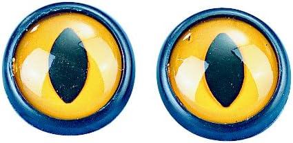 EFCO Animal s Augen Loop 2-Piece plastik 2-piece-p 12 mm Kunststoff braun//schwarz
