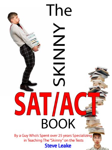 The SKINNY SAT/ACT Book