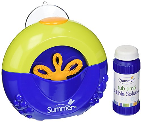 Summer Infant Tub Time Bubble Maker (Bubble Maker For Babies compare prices)