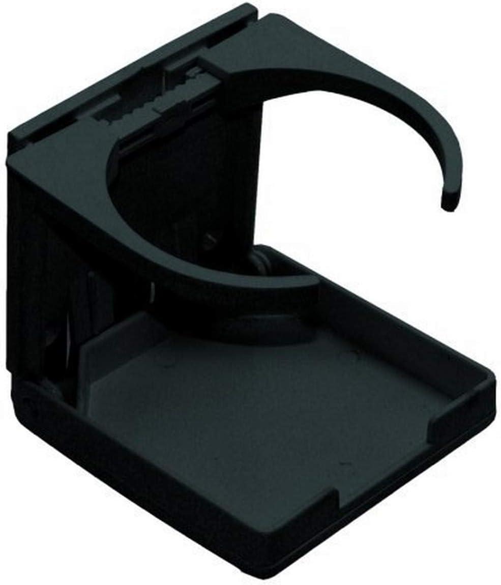 Black Invincible Marine Folding Drink Holder