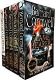 Bernard Cornwell Warrior Chronicles, The Last Kingdom Series 2 Books Set Collection Pack (5 Books Tiles are: Flame Bearer, Death of Kings, Warriors of the Storm, The Pagan Lord, The Empty Throne Books
