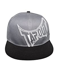 Concept One Men's Licensed Tapout Snapback Hat O/S Grey