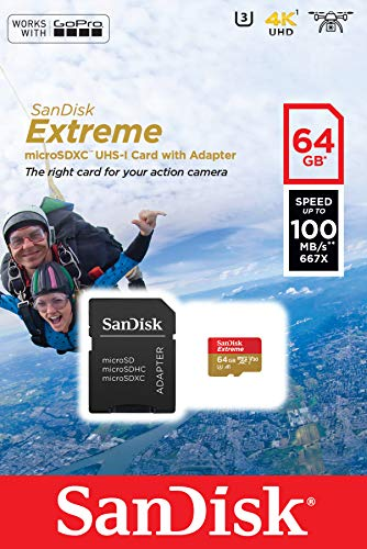 Buy memory card for gopro