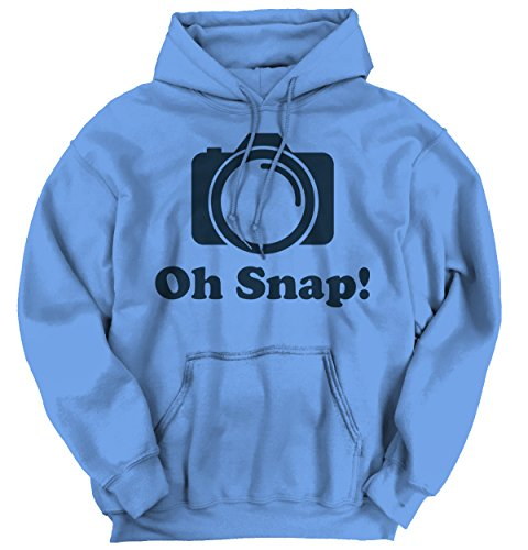 Oh Snap Funny Shirt Instagram Insta Photography IG Cool Gift Hoodie - Instagram Sweatshirt