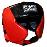 Kids Traditional Style Headgear for Boxing, Muay Thai, MMA, Kickboxing, Martial Arts