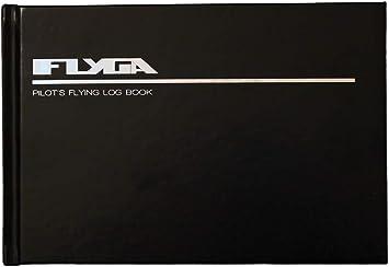 Pilot LogBook – Cumple con CAA y EASA – Para PPL(A), LAPL y pilotos de aviación cualificados – piel sintética tapa dura: Amazon.es: Deportes y aire libre