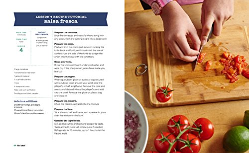 Kid Chef: The Foodie Kids Cookbook: Healthy Recipes and Culinary Skills for the New Cook in the Kitchen by Callisto Sonoma Sonoma Press (Image #6)