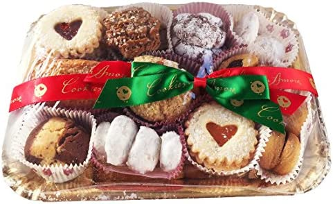 Amazon Com Cookies Con Amore Traditional Italian Assorted