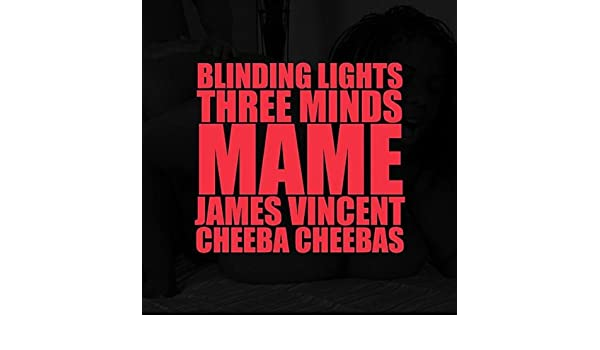 Blinding Lights (Three Minds) [feat  James Vincent & The