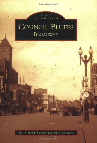 (Council Bluffs: Broadway (IA) (Images of)