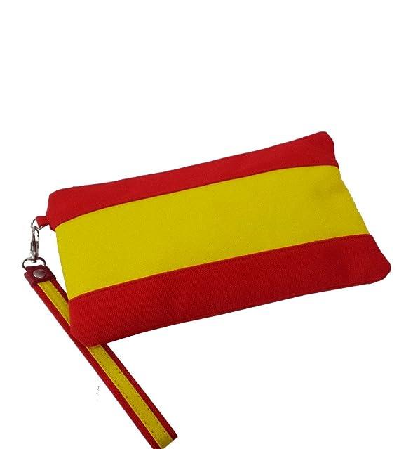 """Bolso, Cartera o Clutch """"Bandera de España"""""""