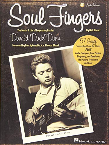 (Soul Fingers: The Music & Life of Legendary Bassist Donald