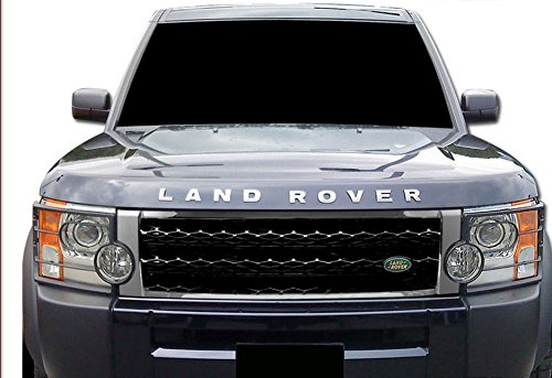 Amazon 2005 2009 Land Rover Lr3 Discovery 3 All Models Chrome