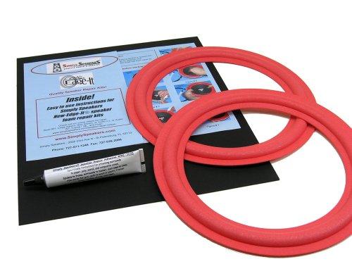"""Cerwin Vega Speaker Foam Edge Repair Kit, 10"""", FSK-10AR"""