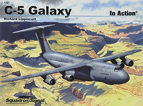 C-5 Galaxy in Action, used for sale  Delivered anywhere in USA