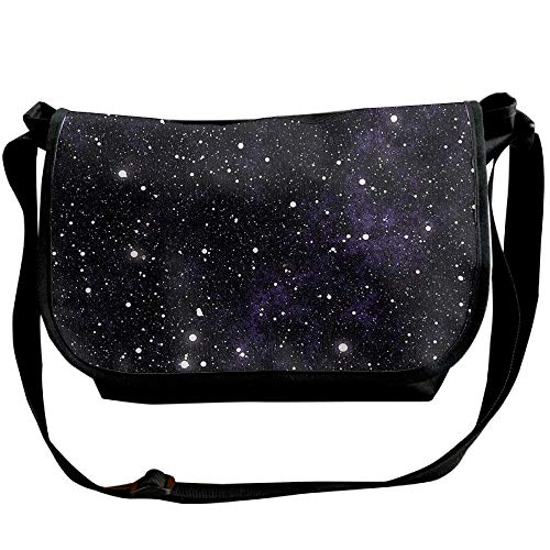 Bags Designer Fashion Sling Bags Black Galaxy Satchel Bags Casual Men's Space p8ntw4qWxP