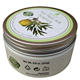 Tea Tree Air Purifier 100% Natural Air Purifier Cream, Kills Mold, Attacks Mildew, Prevents Bacteria, Air Freshener, Air Conditioner - Perfect for home, office, car or boat! ON SALE ✔ (8.8 oz - 250g)