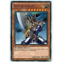 Yu-Gi-Oh! - Buster Blader (YGLD-ENC11) - Yugi's Legendary Decks - 1st Edition - Common by Yu-Gi-Oh!