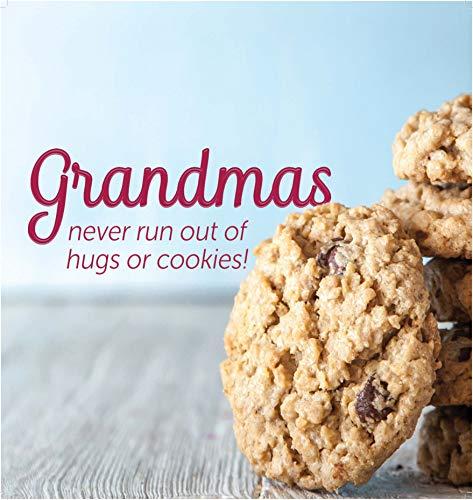 - Medical Walker Banners: Grandma's Hugs & Cookies - 04 (Large - 17