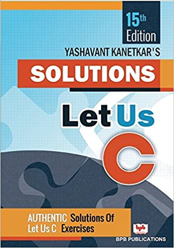 SOLUTION OF LET US C EPUB