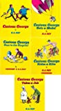 Curious George� Classics Pack : Curious George / Curious George Gets a Medal / Curious George Rides a Bike / Curious George Goes to the Hospital / Curious George Takes a Job (Curious George)