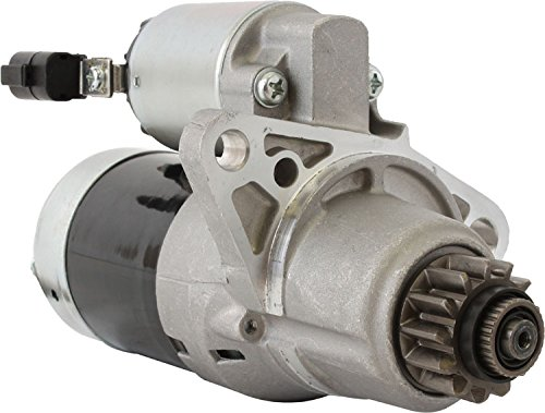 DB Electrical SMT0219 New Starter For Nissan 2.5 2.5L Altima w/Automatic Transmission (02 03 04 05 06 07) Sentra 2.5L w/AT (02-06) 23300-8J000, 23300-8J001, M0T60781, M1T68781, M1T68781ZC ()
