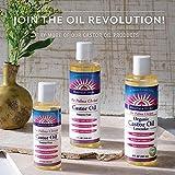Heritage Store Palma Christi Organic Castor Oil