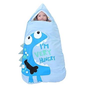 Gleecare Saco de Dormir para bebé,Saco de Dormir de algodón Lavado imitación Vientre en