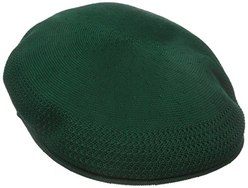 Kangol Men's Tropic Ventair 504 Cap, Masters Green, Large