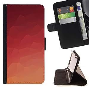 Momo Phone Case / Flip Funda de Cuero Case Cover - Naranja del azulejo;;;;;;;; - LG G4c Curve H522Y (G4 MINI), NOT FOR LG G4