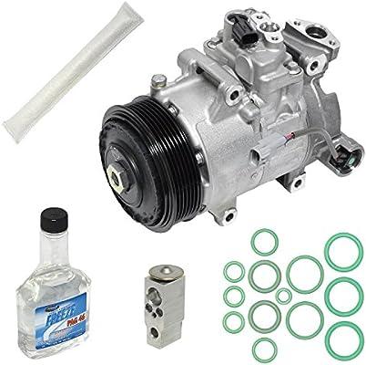 Aire acondicionado universal KT 1401 A/C Compresor/Componente Kit