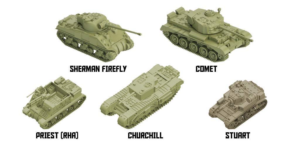 タンク - 英国陸軍特別セール B07JWFVXZ2