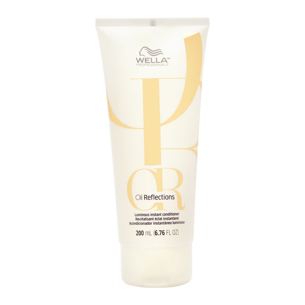 Wella Oil Reflections Luminous Instant Conditioner, 6.76 Ounce