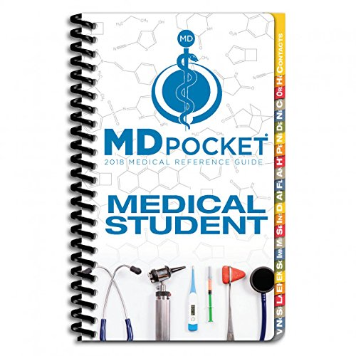 MDpocket Medical Reference Student Edition - 2018