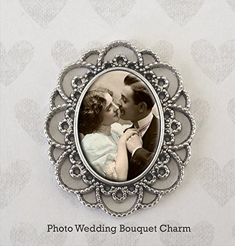 Make Your Own Wedding Bouquet Photo Charm with This Kit!