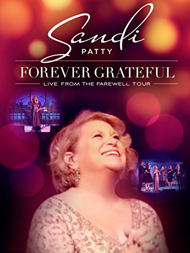 Gaither Presents: Sandi Patty Forever Grateful for sale  Delivered anywhere in USA