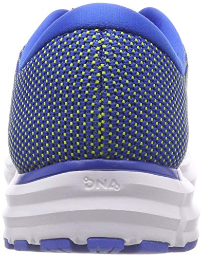 Da white Running Revel Brooks blue 404 Multicolore Uomo lime 2 Scarpe wqnBUSt