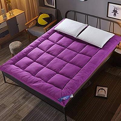 Amazon.com: Almohadilla de colchón suave y gruesa ...
