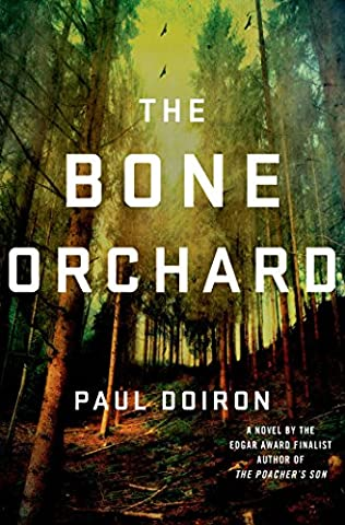 book cover of The Bone Orchard