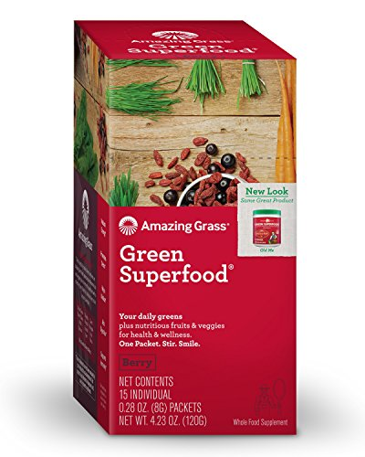 Amazing Grass Holiday Superfood