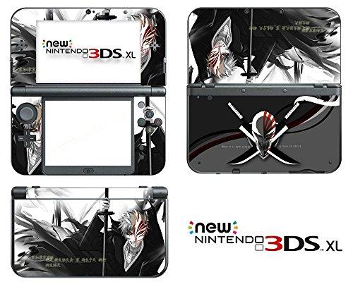 Vanknight-Vinyl-Decals-Skin-Sticker-Anime-Bleach-Ichigo-for-the-New-Nintendo-3DS-XL-2015