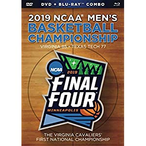 2019 NCAA Men's Basketball Championship [Blu-ray]