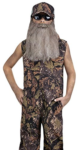 Fun World Big Boy's Duck Hunter Kids Costume Childrens Costume, Multi, Medium