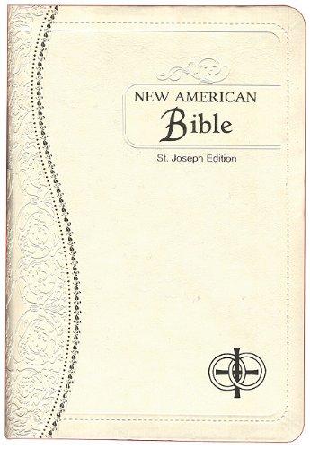 Saint Joseph Medium Bible-NABRE ()