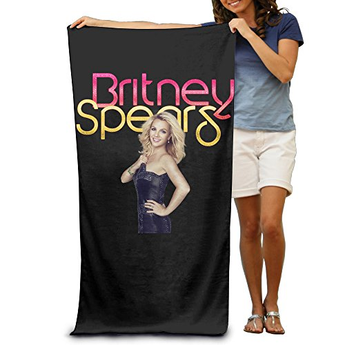 ^GinaR^ 300g Britney Spears Poster Absorbent Fiber Reactive Beach (Britney Spears Toxic Costume)