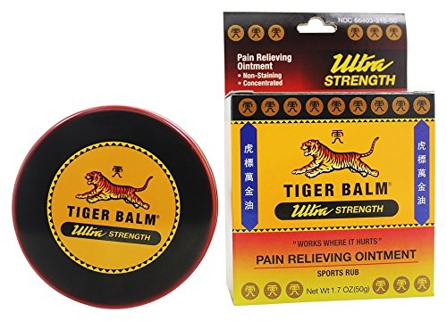 Tiger Balm Relieving Ointment Strength product image