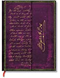 Paperblanks Embellished Manuscripts Poe Tamerlane Ultra Notebook with Lined Pages