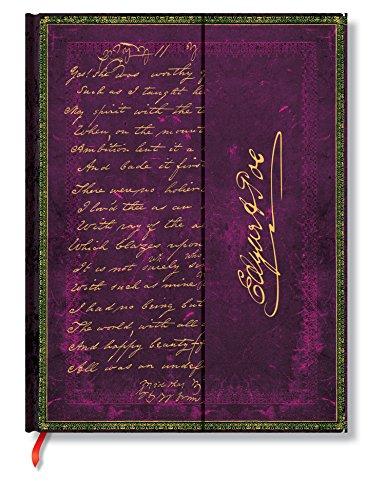 Poe, Tamerlane Ultra Lined Journal (Embellished Manuscripts)